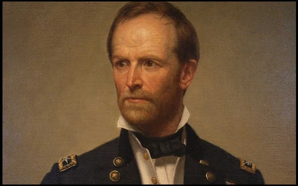 Motivational William Tecumseh Sherman Quotes