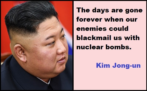 Inspirational Kim Jong-un Quotes