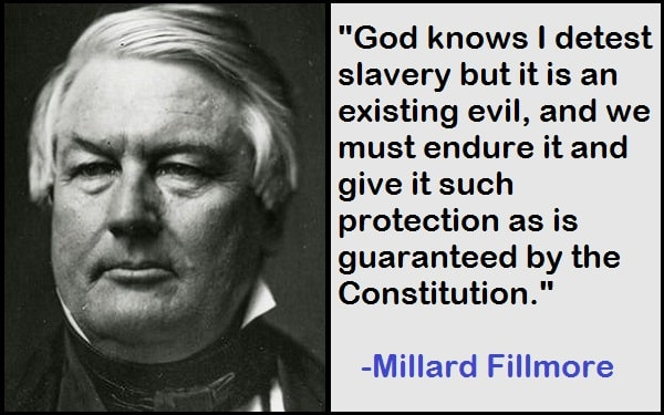 Inspirational Millard Fillmore Quotes