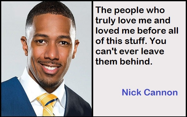 Inspirational Nick Cannon Quotes