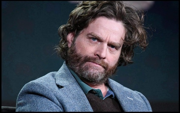 Read more about the article Motivational Zach Galifianakis Quotes and Sayings