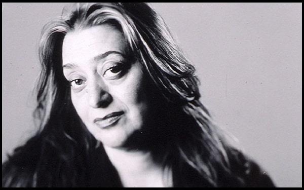 Motivational Zaha Hadid Quotes And Sayings
