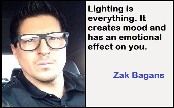 Inspirational Zak Bagans Quotes