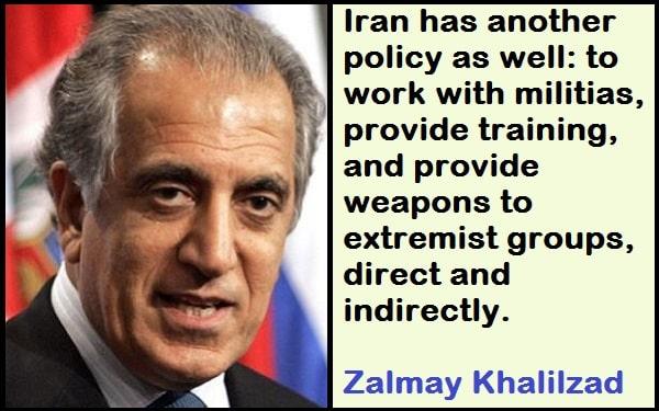 Inspirational Zalmay Khalilzad Quotes