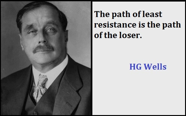 Inspirational HG Wells Quotes