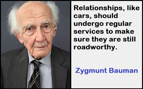 Inspirational Zygmunt Bauman Quotes