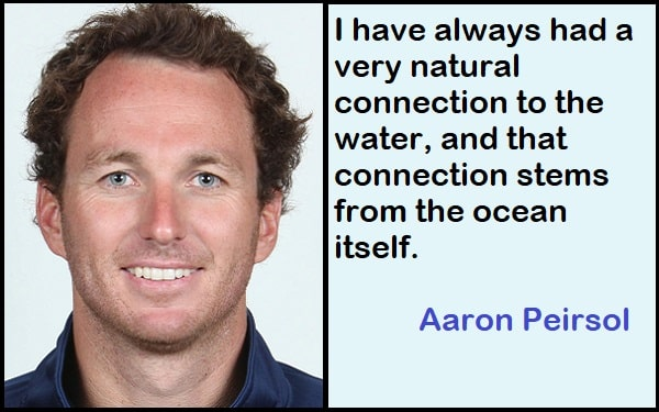 Inspirational Aaron Peirsol Quotes