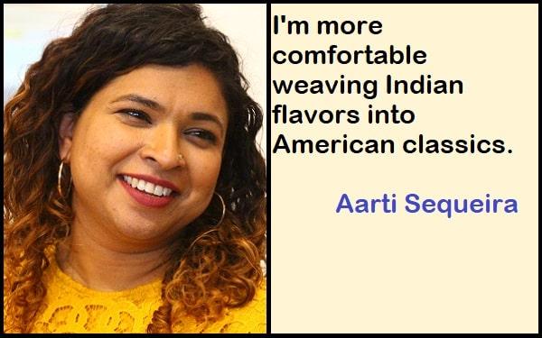 Inspirational Aarti Sequeira Quotes
