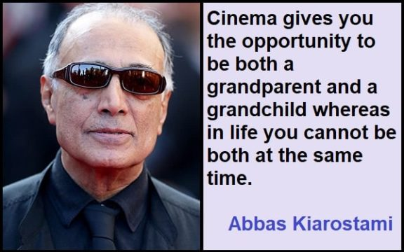 Inspirational Abbas Kiarostami Quotes