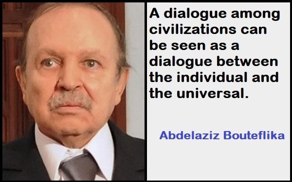 Inspirational Abdelaziz Bouteflika Quotes