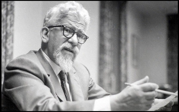 Motivational Abraham Joshua Heschel Quotes And Sayings