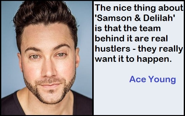 Inspirational Ace Young Quotes