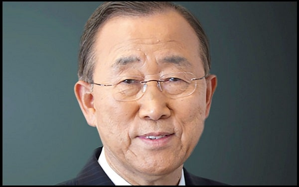 Motivational Ban Ki-moon Quotes And Sayings