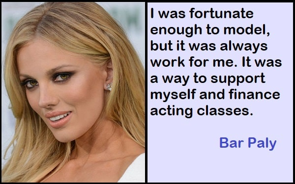 Inspirational Bar Paly Quotes