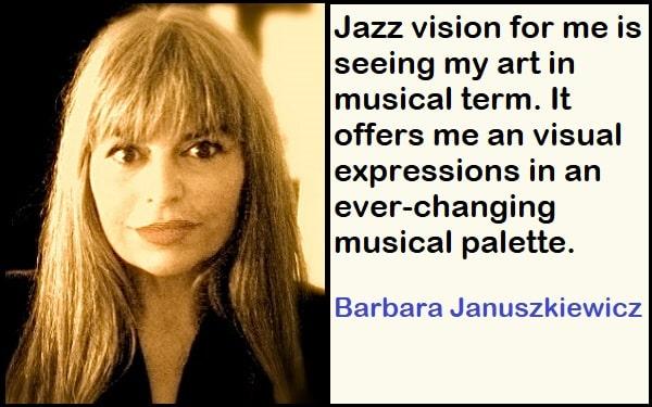 Inspirational Barbara Januszkiewicz Quotes